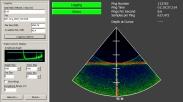 Logging of multi-beam backscatter water column data.